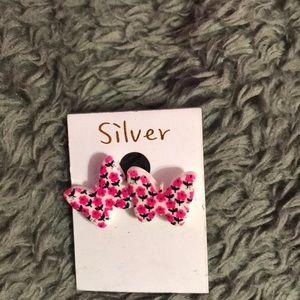 Cute Butterfly Earrings